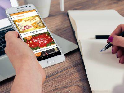 TK Bakery Membership App