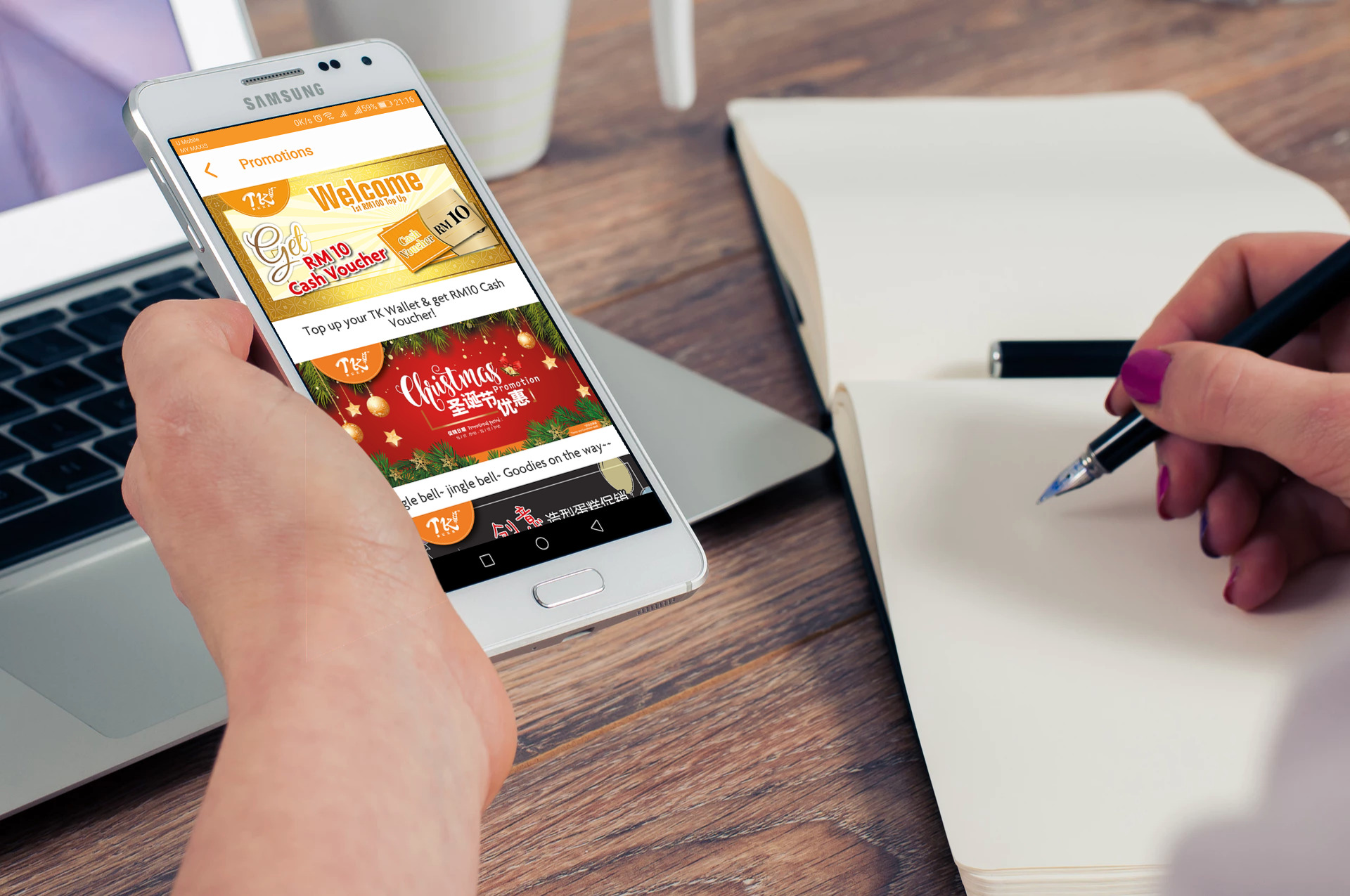 Appandus Sdn  Bhd  – Mobile Apps iPhone & Android Mobile App